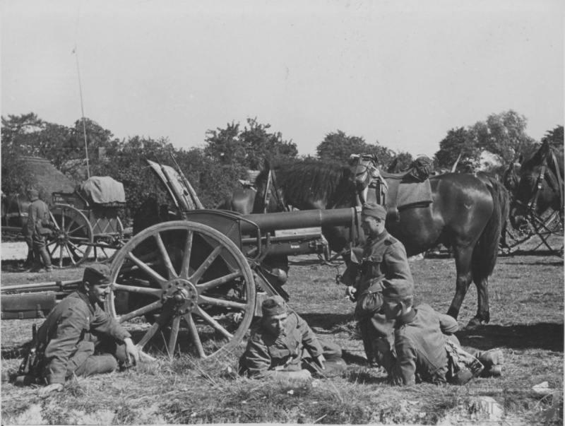 88842 - Раздел Польши и Польская кампания 1939 г.