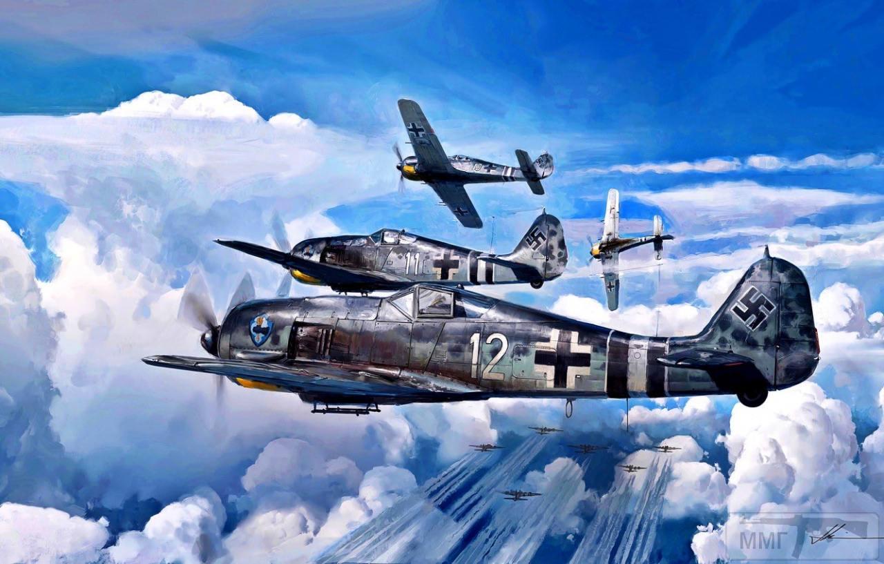 88866 - Художественные картины на авиационную тематику