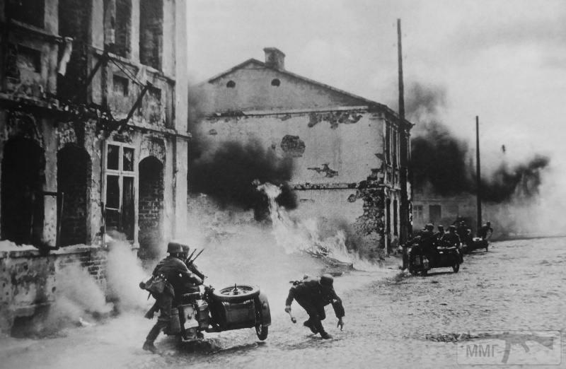 89110 - Раздел Польши и Польская кампания 1939 г.
