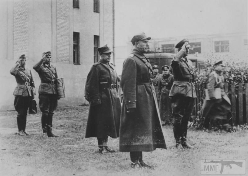 89111 - Раздел Польши и Польская кампания 1939 г.
