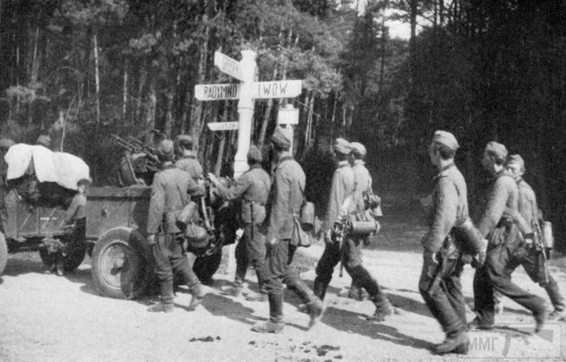 89112 - Раздел Польши и Польская кампания 1939 г.