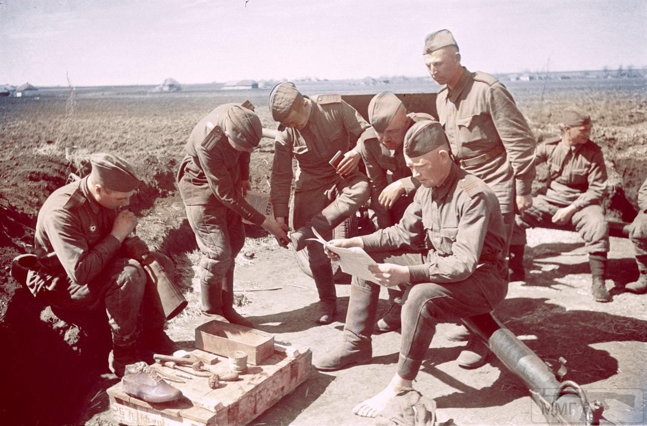 89183 - Военное фото 1941-1945 г.г. Восточный фронт.