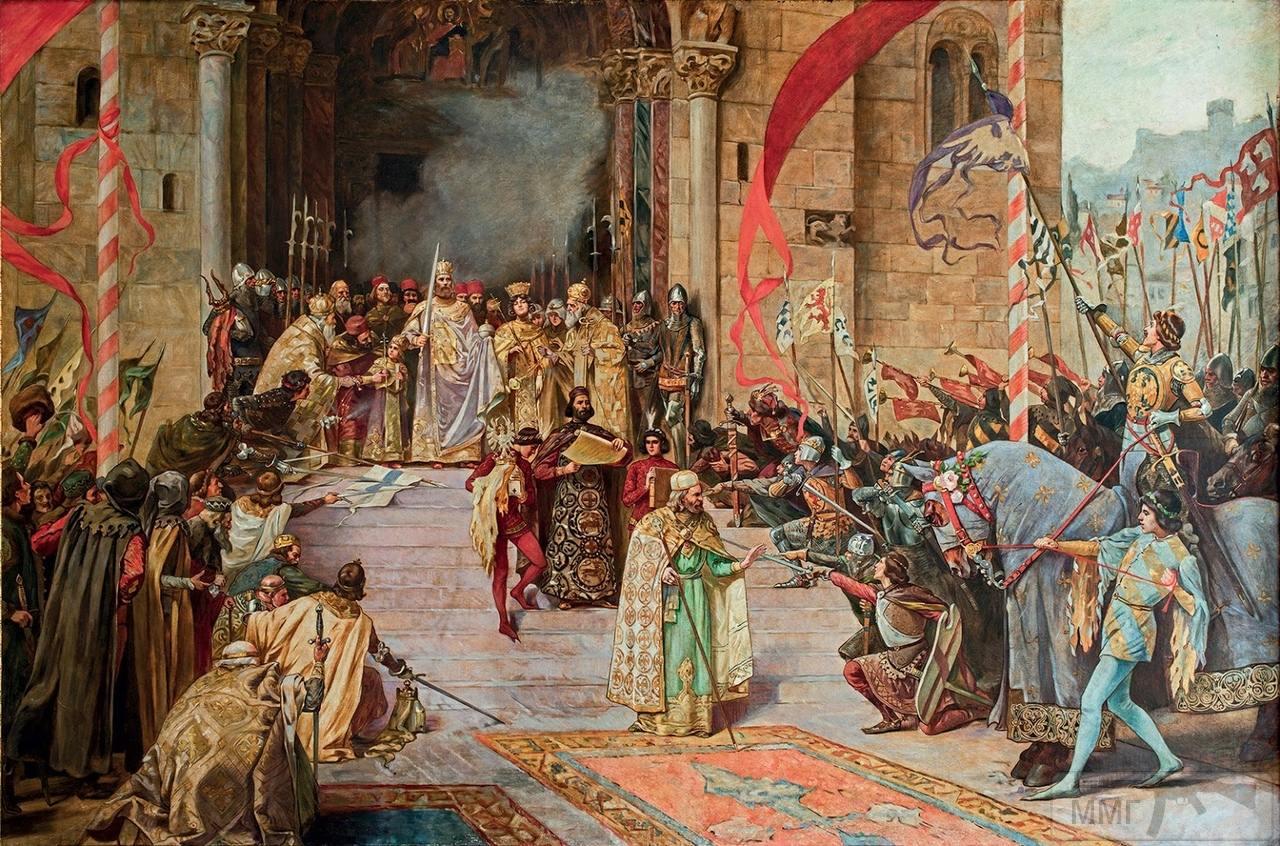 89351 - Коронация царя Душана