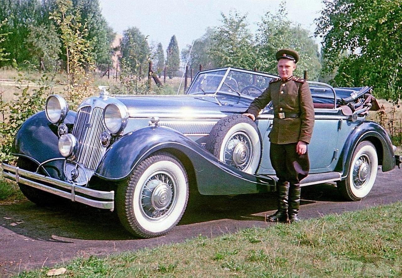 89360 - Легковые автомобили Третьего рейха