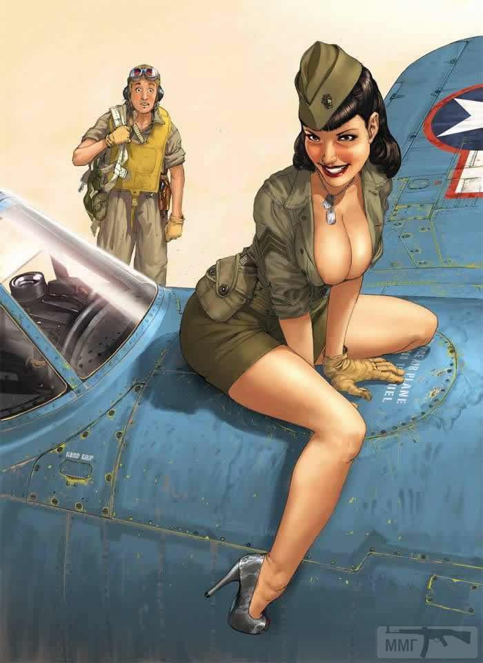89368 - Художественные картины на авиационную тематику