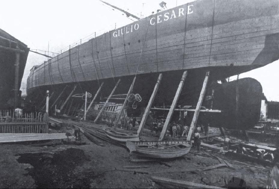 8942 - Regia Marina - Italian Battleships Littorio Class и другие...