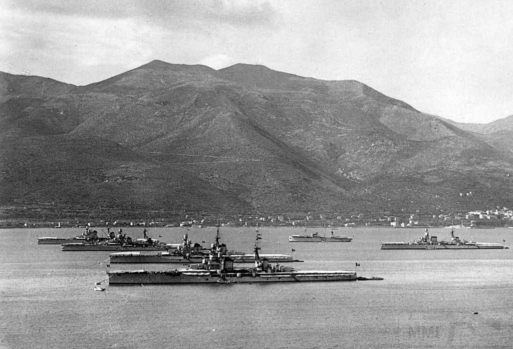 8947 - Regia Marina - Italian Battleships Littorio Class и другие...