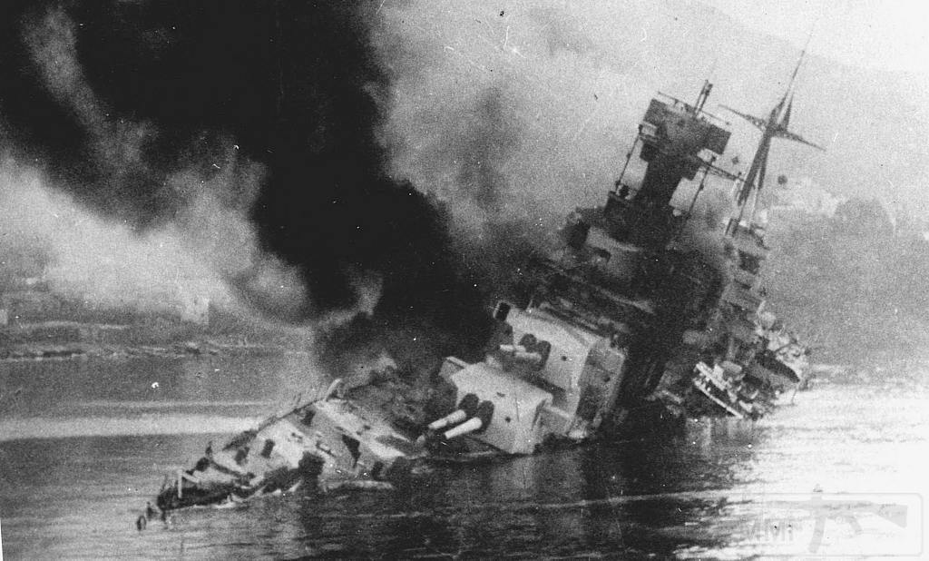 8949 - Italian heavy cruiser Bolzano
