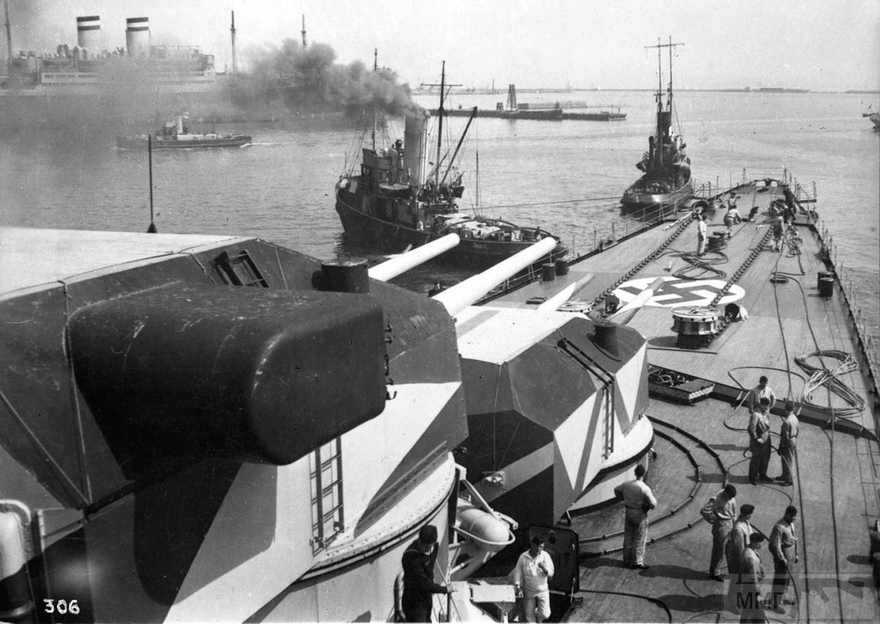 89523 - Тяжелый крейсер Prinz Eugen