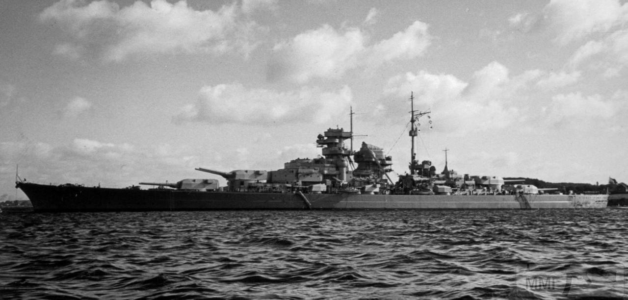 89528 - Линкор Bismarck