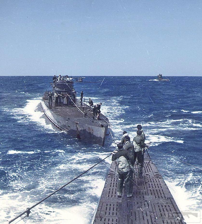 89530 - Действия немецких подлодок в Атлантике