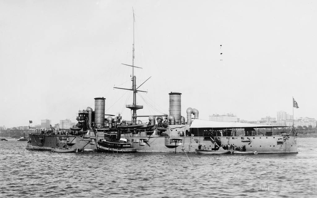 8955 - Armoured cruiser Varese
