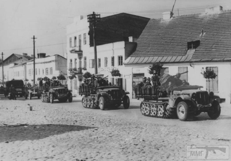 89554 - Раздел Польши и Польская кампания 1939 г.