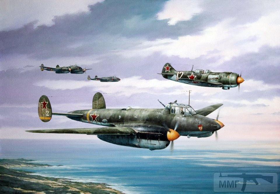 89654 - Художественные картины на авиационную тематику