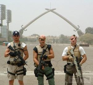 89798 - Ирак, опыт  наемника