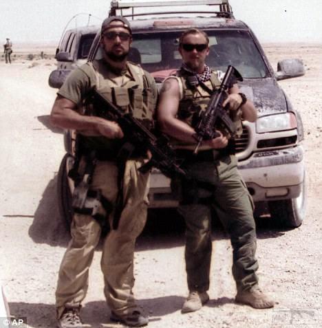 89800 - Ирак, опыт  наемника