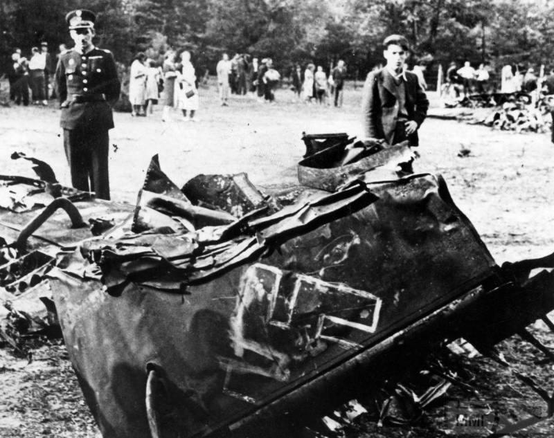 89820 - Раздел Польши и Польская кампания 1939 г.