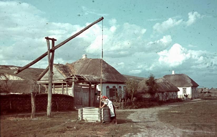 9013 - Оккупированная Украина в фотографиях