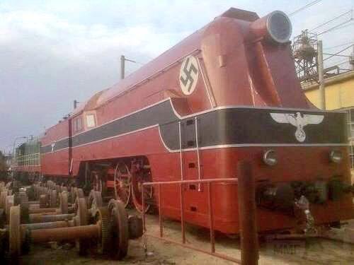 9022 - Поезда и вагоны Третьего Рейха