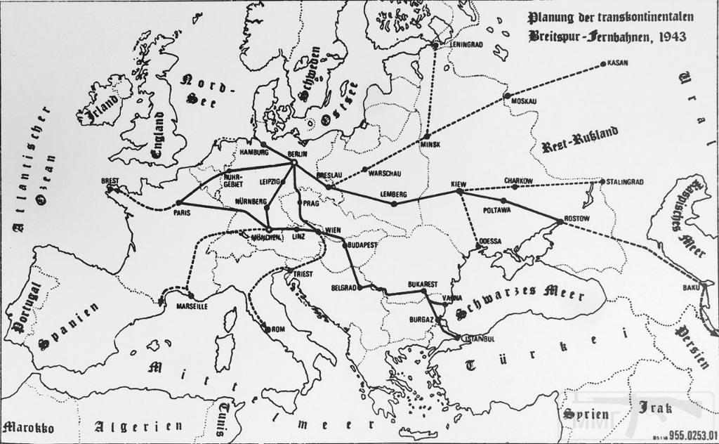 9025 - Поезда и вагоны Третьего Рейха