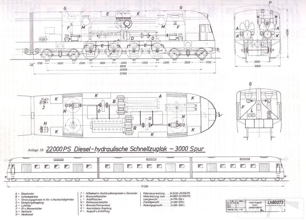 9046 - Поезда и вагоны Третьего Рейха