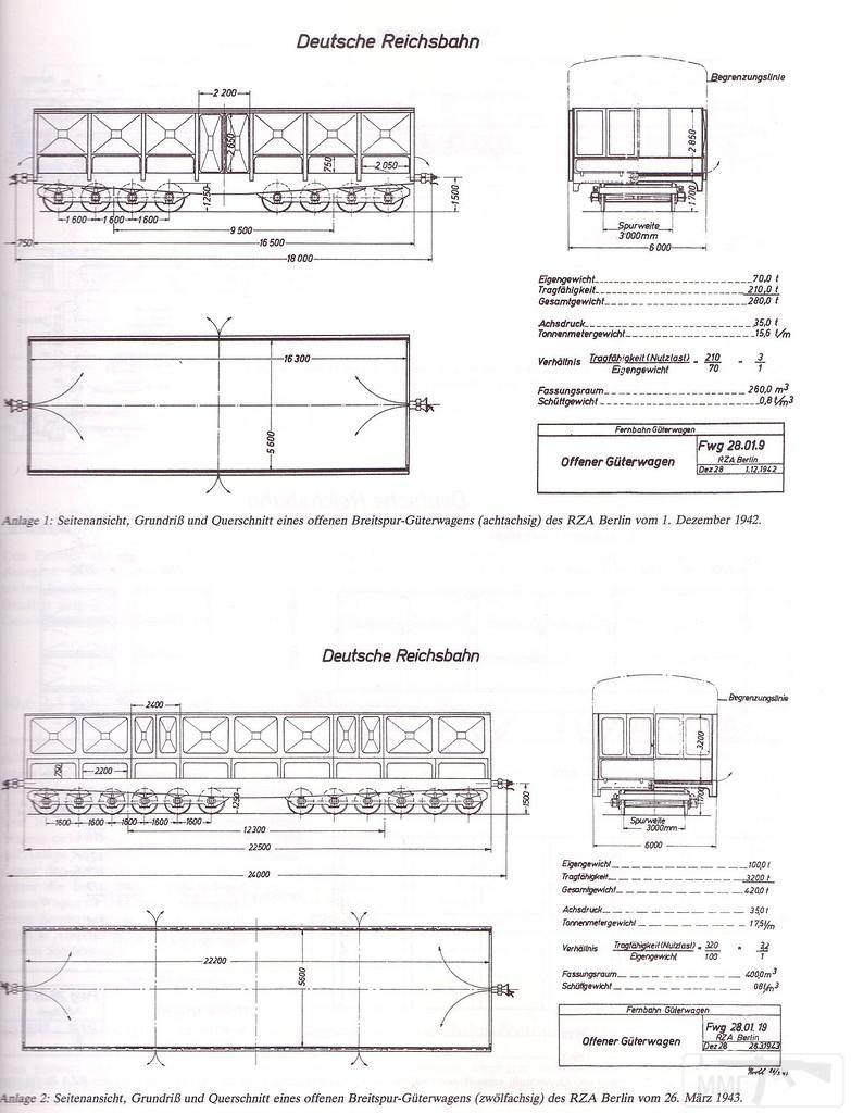 9050 - Поезда и вагоны Третьего Рейха