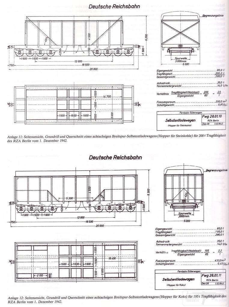 9051 - Поезда и вагоны Третьего Рейха
