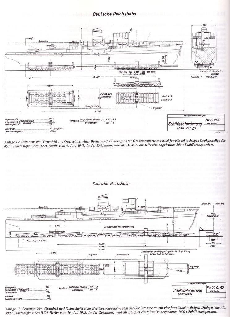 9052 - Поезда и вагоны Третьего Рейха