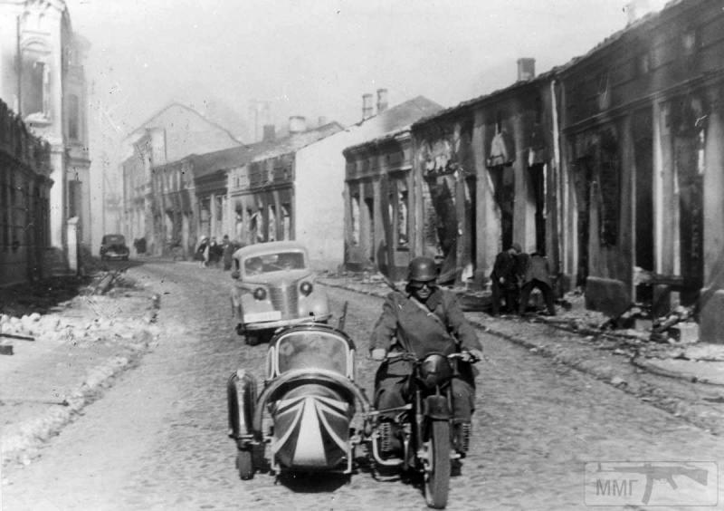 90573 - Раздел Польши и Польская кампания 1939 г.