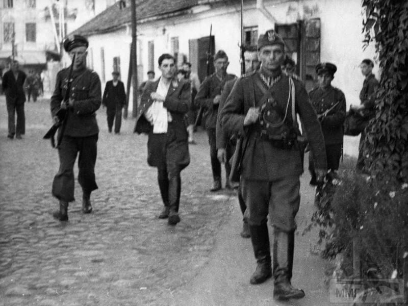 90574 - Раздел Польши и Польская кампания 1939 г.