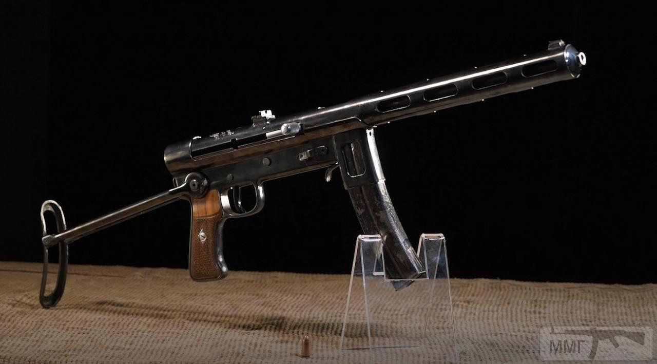 90628 - Редкие пистолет-пулемёты.