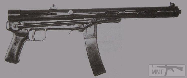 90629 - Редкие пистолет-пулемёты.