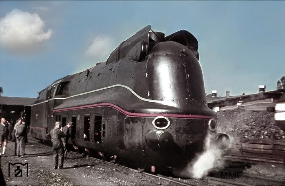 9063 - Поезда и вагоны Третьего Рейха