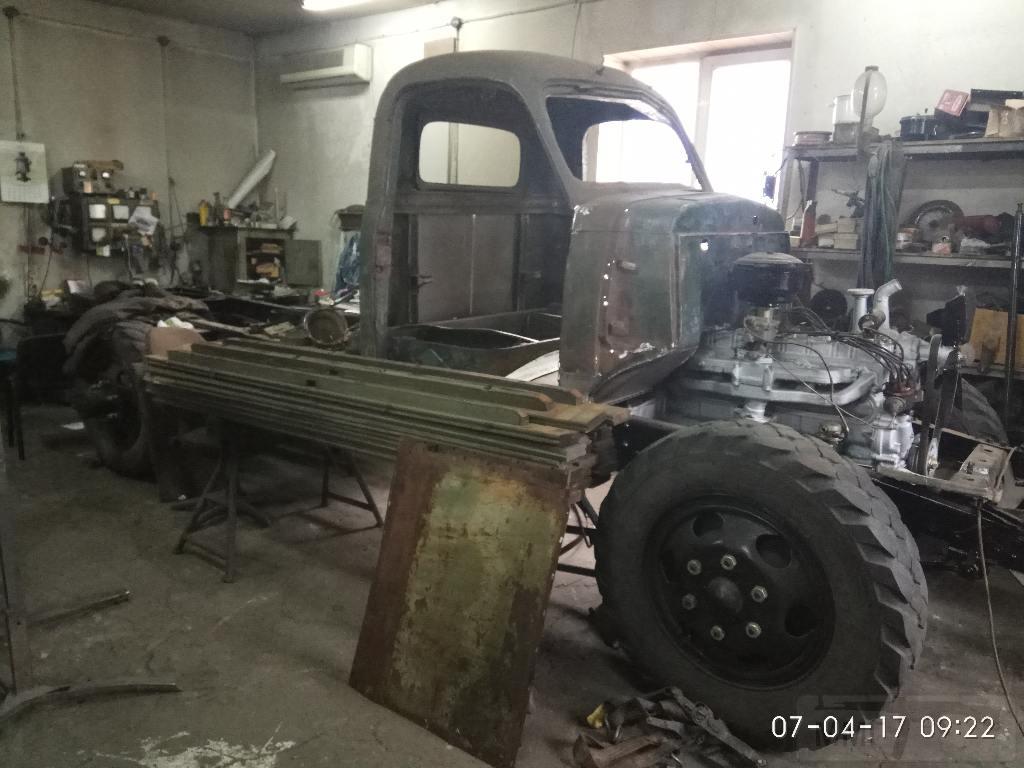 9071 - Музей техники Фаэтон в г. Запорожье