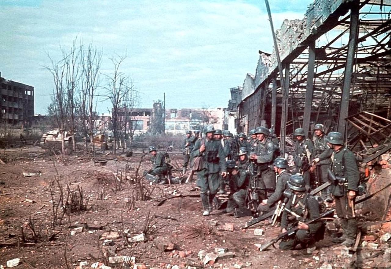 90724 - Военное фото 1941-1945 г.г. Восточный фронт.