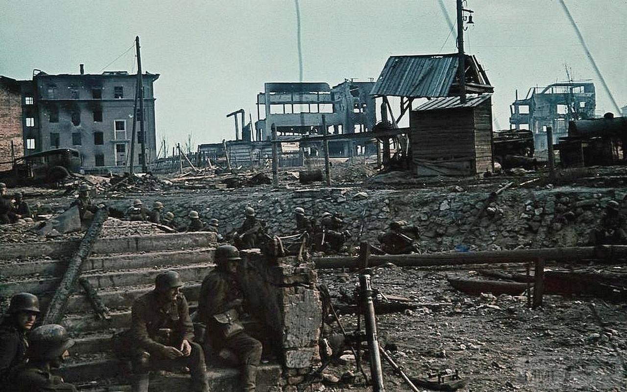 90725 - Военное фото 1941-1945 г.г. Восточный фронт.