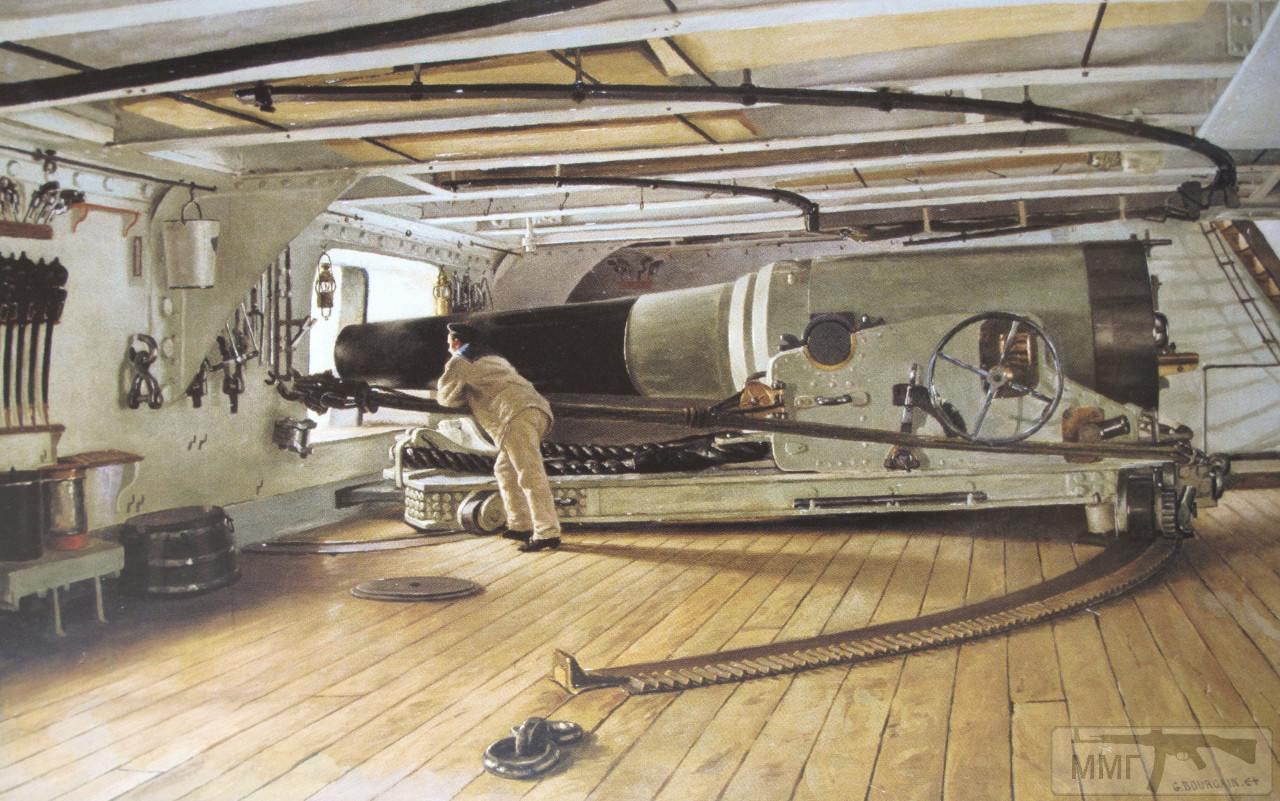 90882 - Французский флот