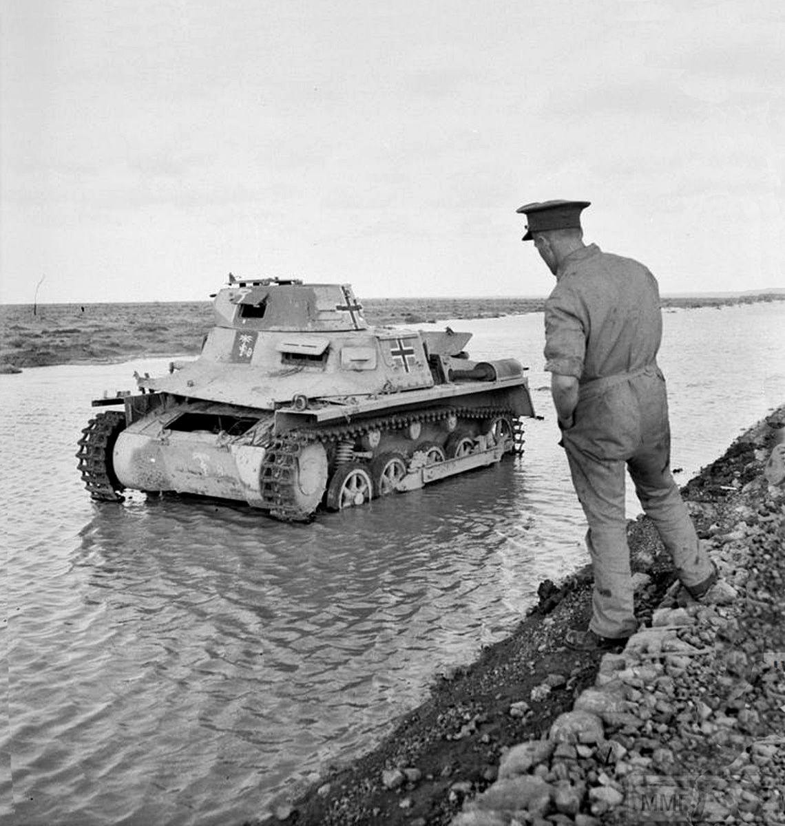 90895 - Военное фото 1939-1945 г.г. Западный фронт и Африка.