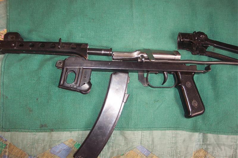 9092 - Все о пулемете MG-34 - история, модификации, клейма и т.д.