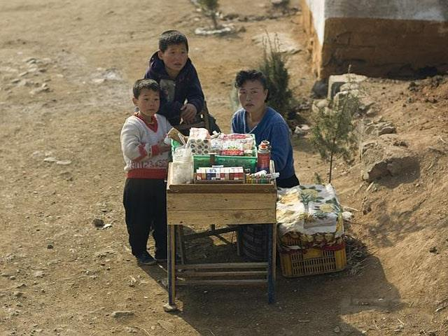9100 - Северная Корея - реалии