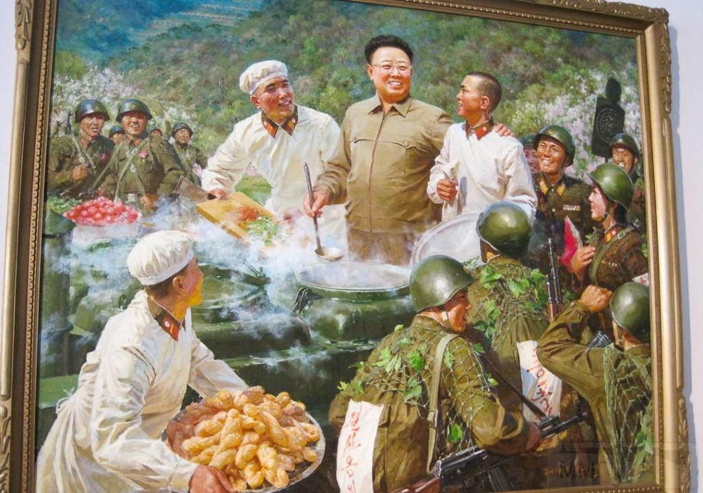 9101 - Северная Корея - реалии