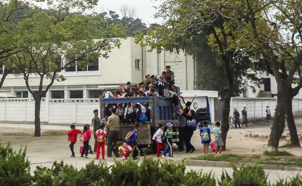 9104 - Северная Корея - реалии