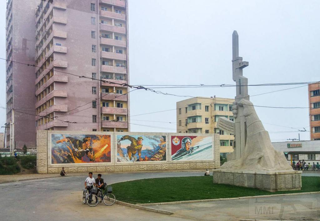 9106 - Северная Корея - реалии