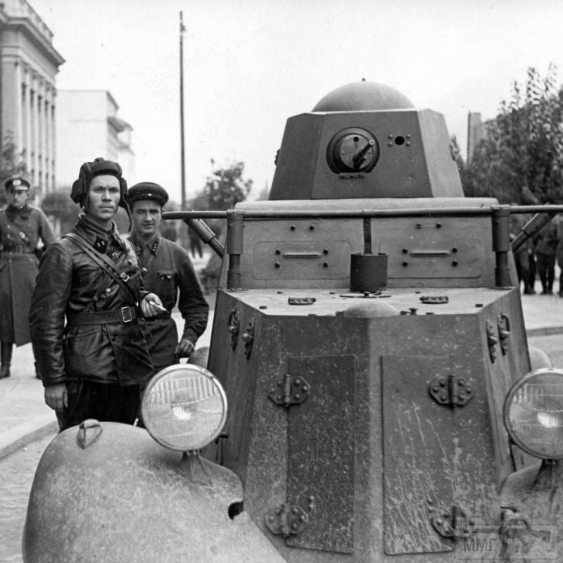 91309 - Раздел Польши и Польская кампания 1939 г.