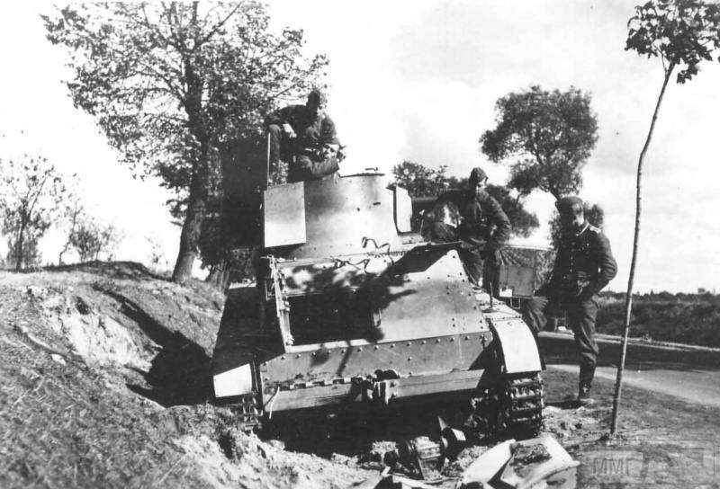 91310 - Раздел Польши и Польская кампания 1939 г.