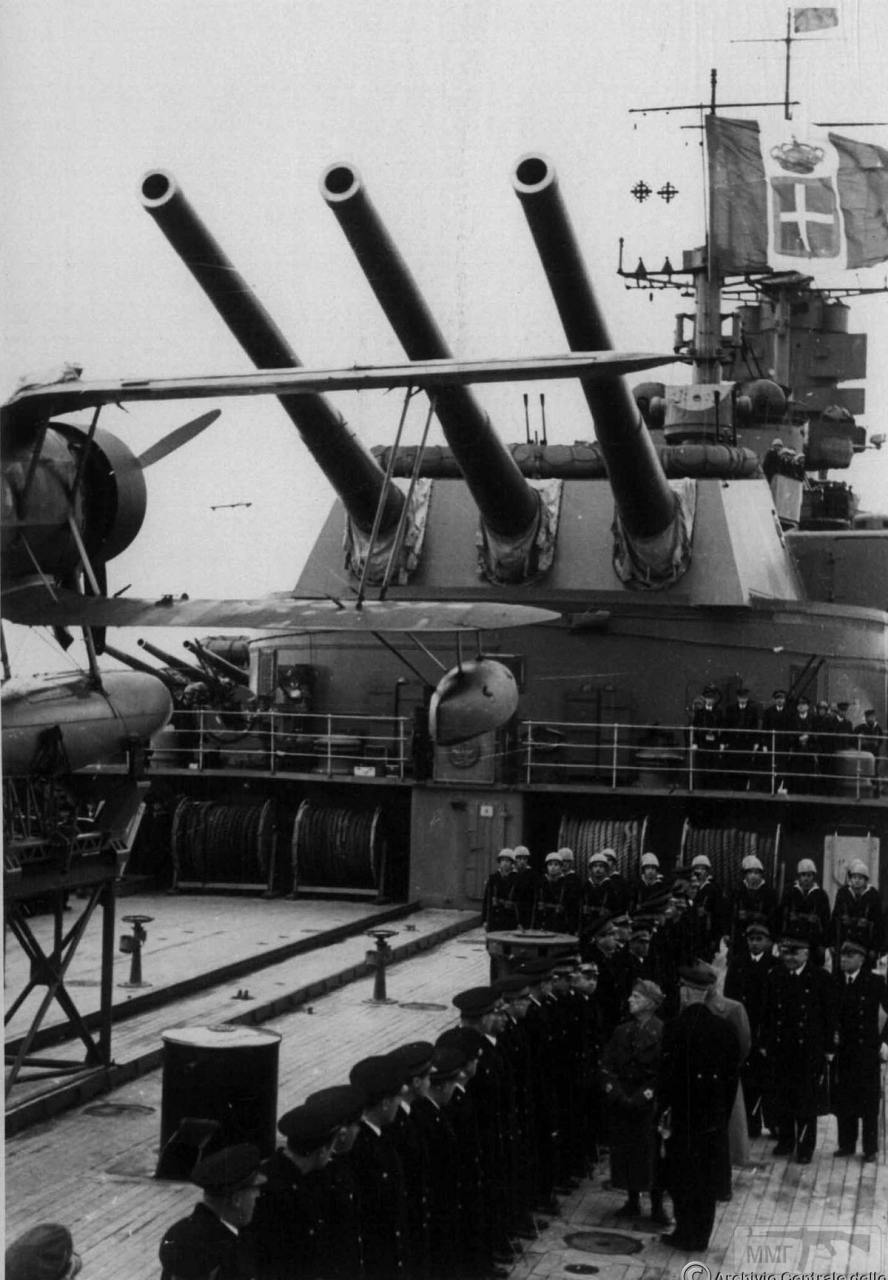 91375 - Regia Marina - Italian Battleships Littorio Class и другие...