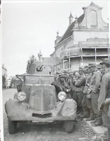 91417 - Раздел Польши и Польская кампания 1939 г.