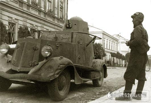 91419 - Раздел Польши и Польская кампания 1939 г.
