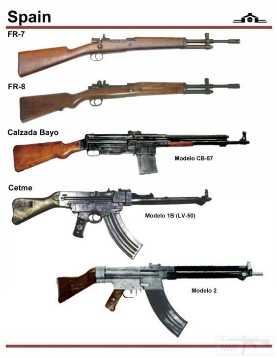 9144 - Sturmgewehr Haenel / Schmeisser MP 43MP 44 Stg.44 - прототипы, конструкция история