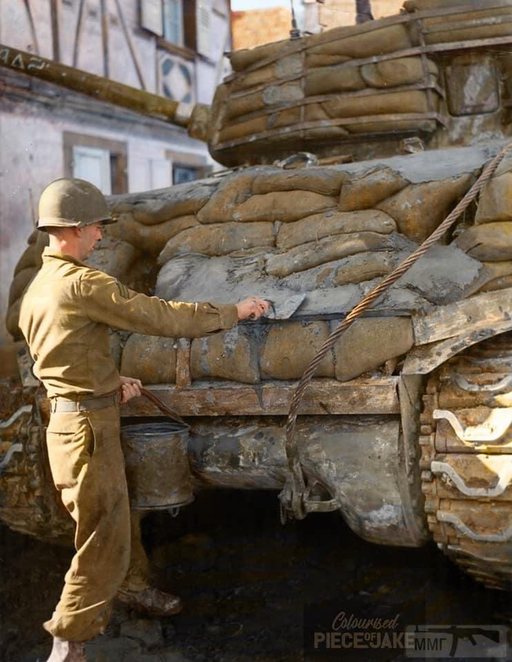 91488 - Военное фото 1939-1945 г.г. Западный фронт и Африка.